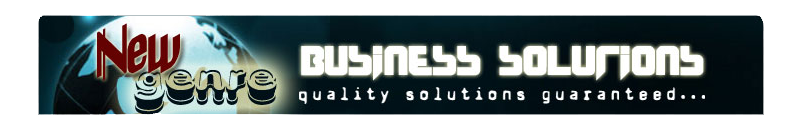 NewGenre Business Solutions